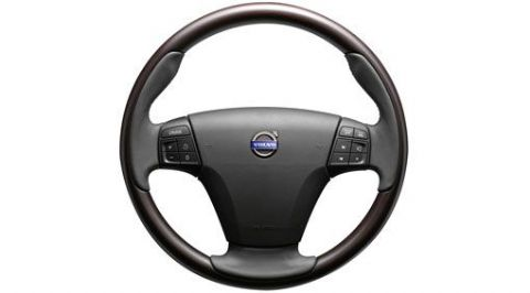 C30 Sports Steering Wheel - Wood